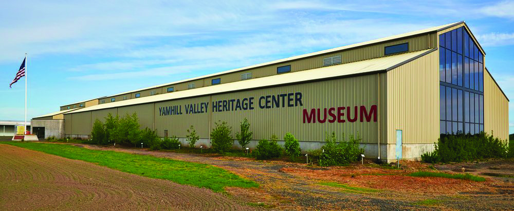Yamhill Valley Heritage Center Museum in McMinnville, Oregon