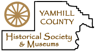 Yamhill County Historical Society & Museums Logo