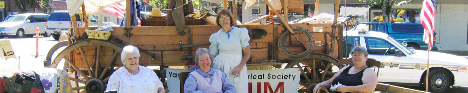 Yamhill County Historical Society Videos
