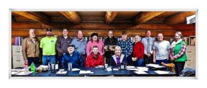 The Staff and Board of Yamhill County Historical Society