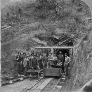 Yamhill Coal Mine